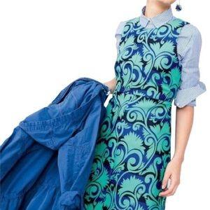 J.Crew Jacquard A-line Dress